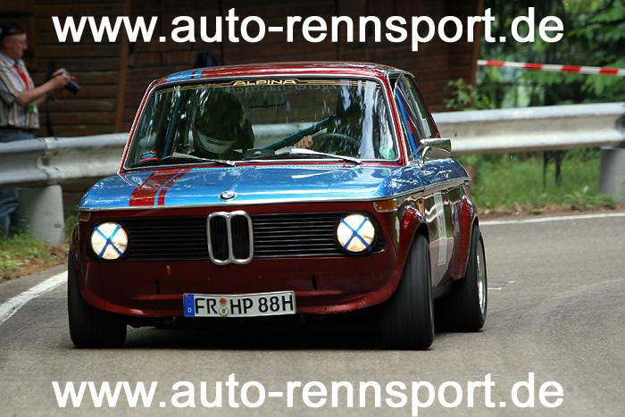 Peter Hättich - BMW 2002 ti